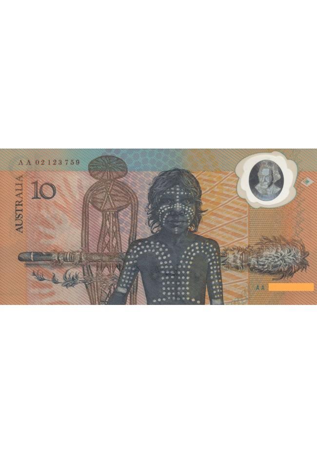 1988 Commemorative $10 Note