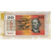 1993 $20 80th Anniversary Issue