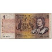 "1982 ""Australia"" One Dollar Radar Banknote"