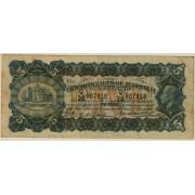 1927 Commonwealth of Australia George V Five Pound Banknote