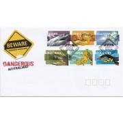 2006 Dangerous Australians FDC
