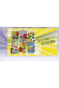 2009 Let's Get Active Miniature Sheet FDC