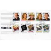 2013 Australian Legends of Music FDC
