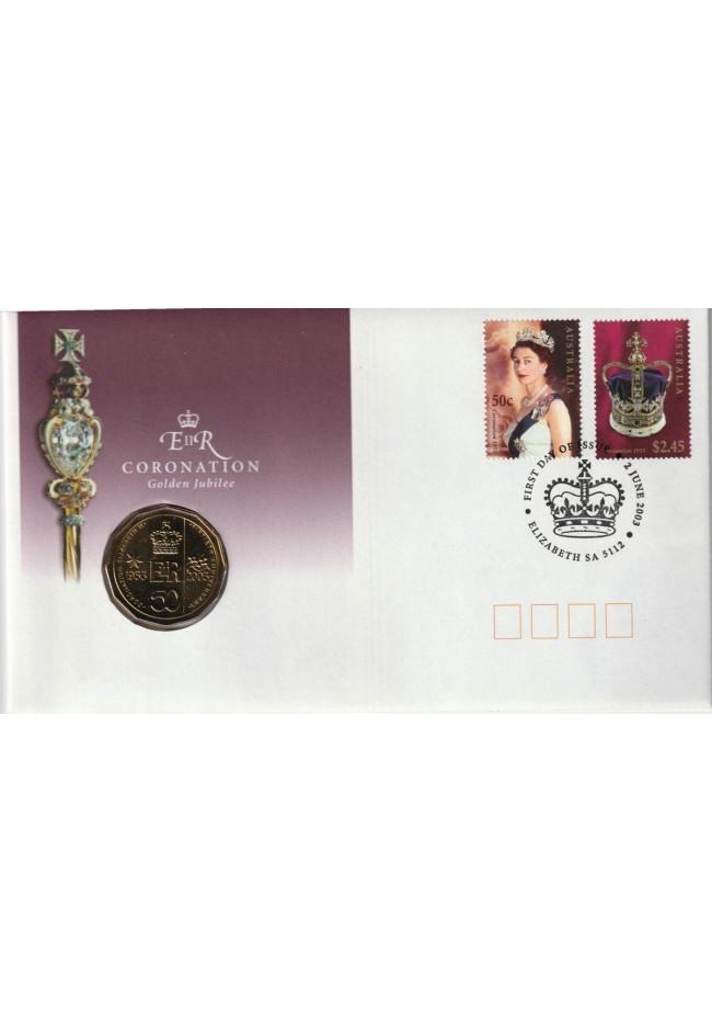 2003 Golden Jubilee of Coronation of QE11 - PNC