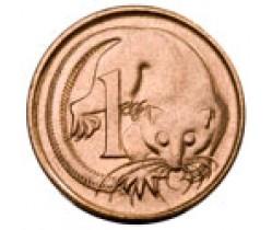 1978 1 Cent Australian Mint Roll