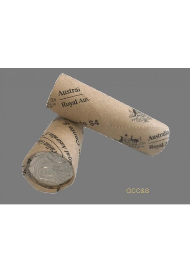 1968 Australian 10 Cent Mint Roll