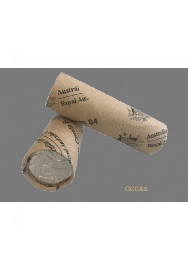 1981 Australian 10 Cent Mint Roll