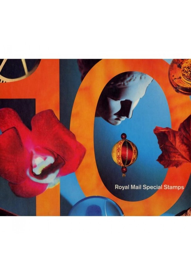 1993 Royal Mail Special Stamps Year book