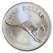 1994 1 Oz Silver Kangaroo