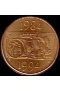 "1994 Dollar Decade One Dollar Unc ""S"" Mintmark"