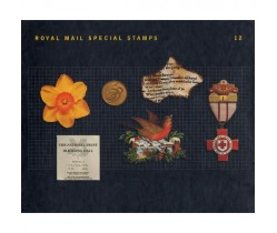 1995 Royal Mail Special Stamps Year book