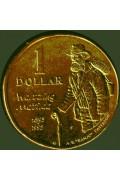 "1995 Walzing Matilda $1 Coin ""C"" Mintmark"