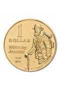 "1995 Walzing Matilda $1 Coin ""S"" Mintmark"