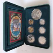 1998 Australian Baby Proof Coin Set