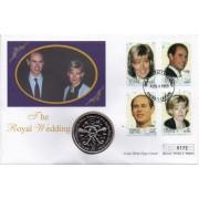 1999 Sierra Leone Royal Wedding PNC
