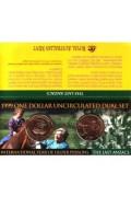1999 One Dollar Uncirculated Dual Set