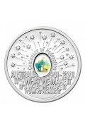 """2001 Centenary of Federation """"Finale"""" Five Dollar Silver Proof Coin"""