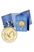 "2003 Korean War 50th Anniversary Dollar ""B"" mintmark"