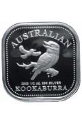 2003 1/2oz Silver Proof Kookaburra coin