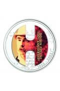 2003 Golden Pipeline 100th Anniversary 1oz Silver Coin