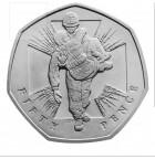 2006 UK Victoria Cross 2 Coin Uncirulated Set