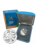 2005 Secondary Student Design 50 cent Fine Silver Proof Coin