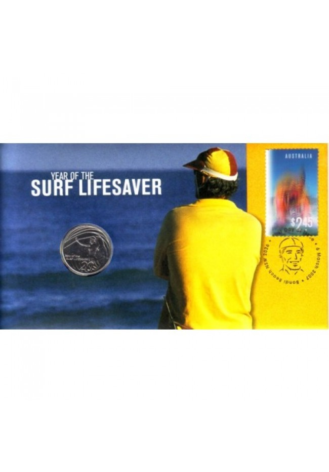 2007 Year of the Surf Lifesaver PNC
