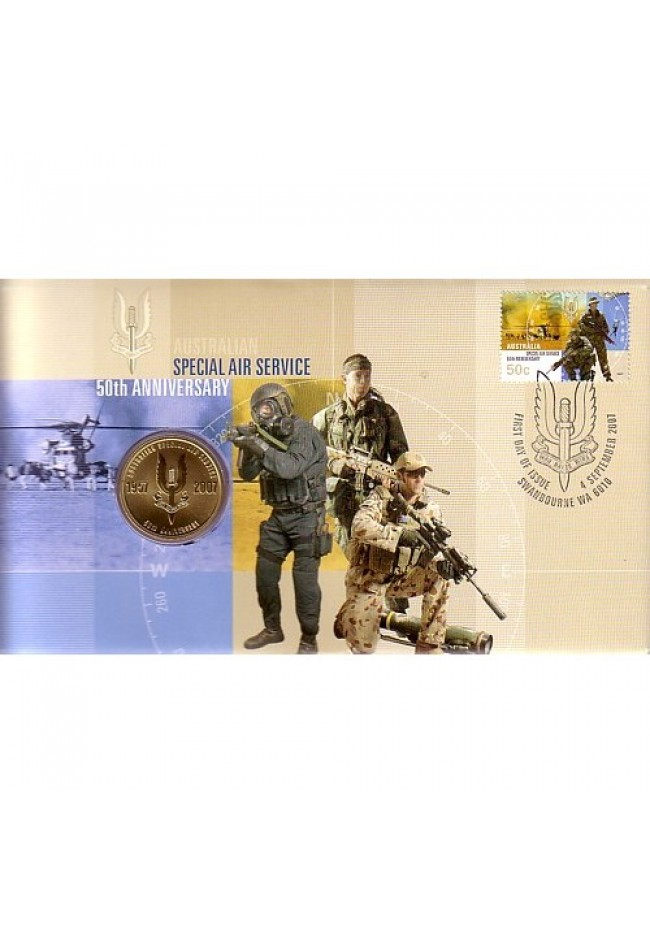 2007 50th Anniversary of the SAS PNC