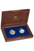 2011 Royal Wedding and Engagement Two Coin Silver Proof Set