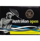2012 Australian Men's Open $1 Uncirculated Coin