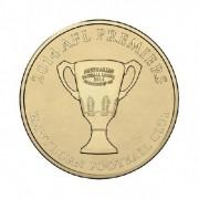 2014 AFL Premiership One Dollar Uncirculated - Hawthorn