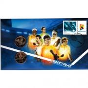 "2012 Australian Open Tennis - ""Ready to Play"" PNC"