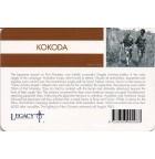 2016 100 Years of Anzac 25 Cent Uncirculated Coin - Kokoda