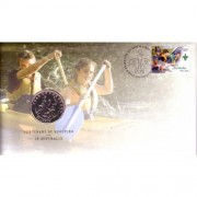 2008 Centenary of Scouting Stamp & Coin Cover