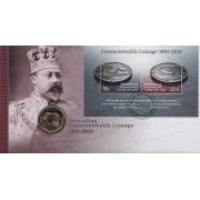 2010 Australian Commonwealth Coinage PNC