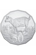 2015 50 cent Uncirculated Coin - Year of the Goat