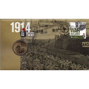 2014 Centenary of WW1 - War Declared PNC