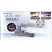 2014 Centenary of Sydney/Emden Engagement PNC