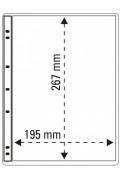 Prinz Pro-Fil Clear 1 Pocket pages