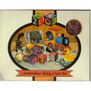 2003 Australian Baby Coin Set