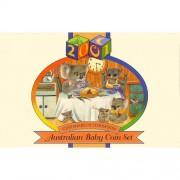 2001 Australian Baby Proof Coin Set
