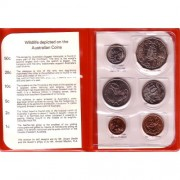 1981 Australian Uncirculated Set