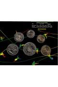1992 Australian Uncirculated Coin Set