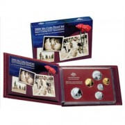 2005 Australian Proof Coin Set - 60 Years of the End of World War 11