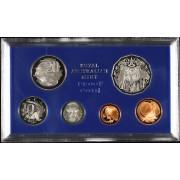 1979 Australian Proof Coin Set