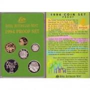 1994 Australian Proof Coin Set