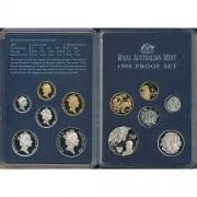 1998 Australian Proof Coin Set