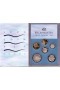 1993 Australian Six Coin Proof Se