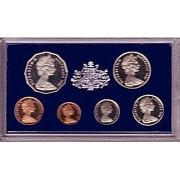 1981 Australian Proof Coin Set