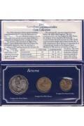 1988 Australian Bicentennial Coin Collection